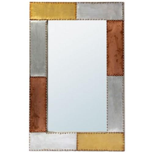 Aluminium Copper Industrial Mirror