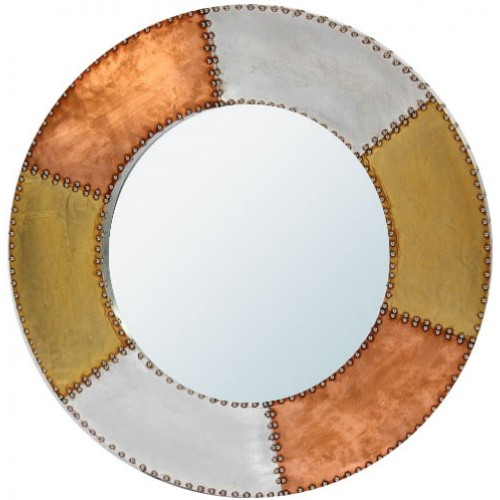 Aluminium Copper Industrial Mirror
