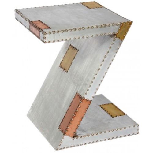 Aluminium Copper Industrial Table