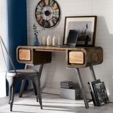 Aspen Industrial Console Table