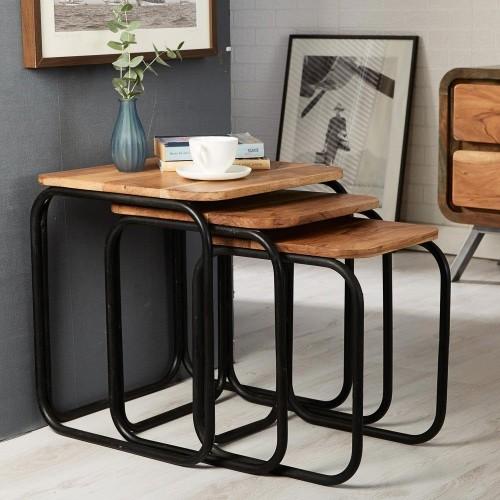 Aspen Industrial Table Set
