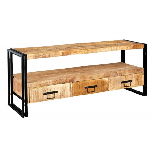 Cosmo Industrial TV Stand