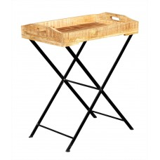 Cosmo Industrial Tray with Stand