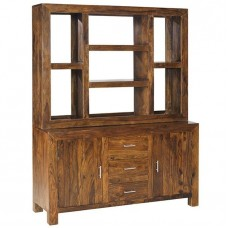 Cube Sheesham Industrial Dresser