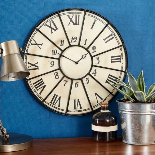 Douglas Industrial Clock