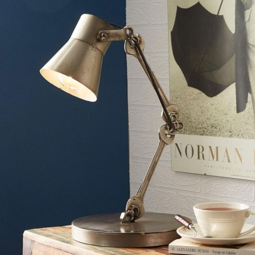 Industrial Style Wrench Table Lamp