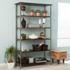 Santara Industrial Bookcase