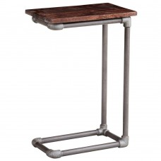Santara Industrial Sofa Table