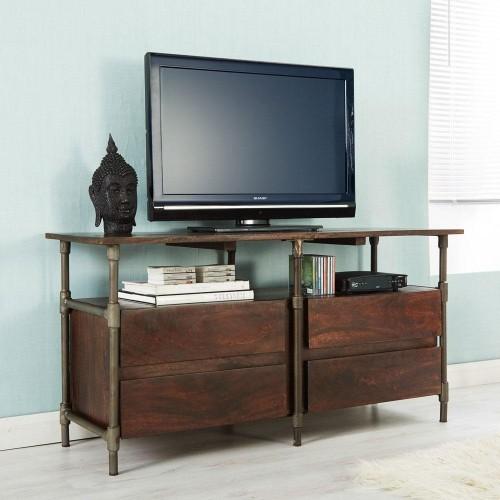 Santara Industrial TV cabinet