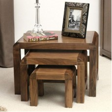 Shiro Retro Art Deco Industrial Table Nest