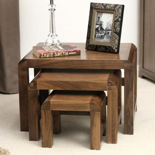 Shiro Retro Art Deco Industrial Table Nest