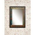 Urban Chic Industrial Mirror Medium