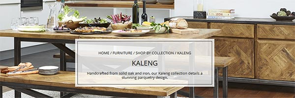 Kaleng Furniture Roomset